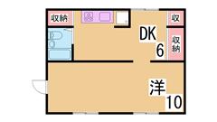 敷金礼金0&0 室内洗濯置き場 この立地でこのお家賃はすごいです 103の間取
