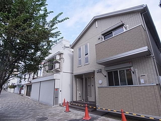 ルミエール和田岬 202の外観