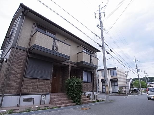 物件番号: 1111222040 原田タウンハウスⅡ棟  神戸市北区有野中町3丁目 3LDK テラスハウス 外観画像