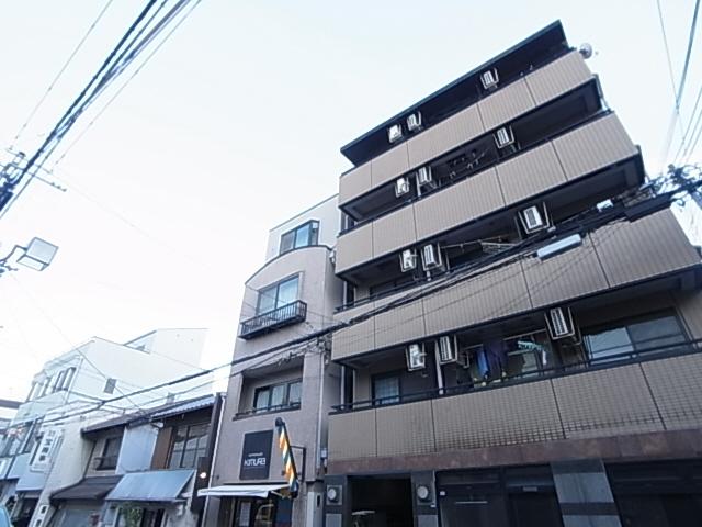 物件番号: 1111285349 ニューキャッスル  神戸市長田区久保町3丁目 1K マンション 外観画像