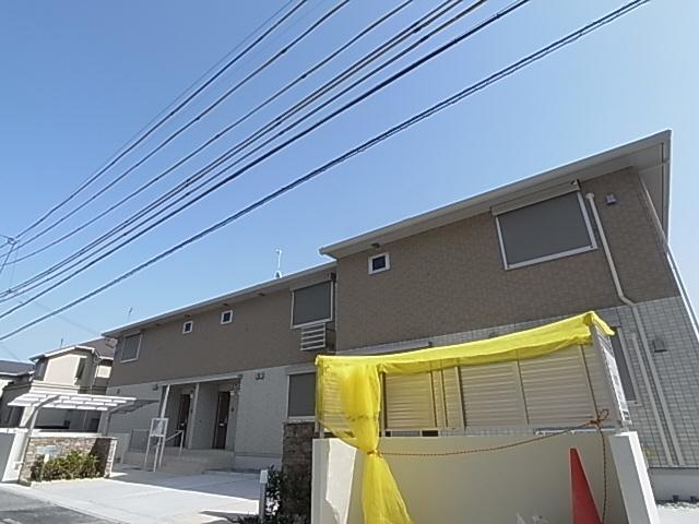 物件番号: 1111283237 レガロ鈴蘭 Ⅱ棟  神戸市北区杉尾台1丁目 2LDK ハイツ 外観画像