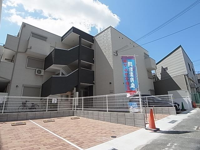 プレジール兵庫駅前 102の外観