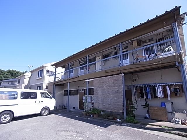 トイレ・風呂は共同 駐車場セット契約なら賃料2千円ダウン^^ 203の外観