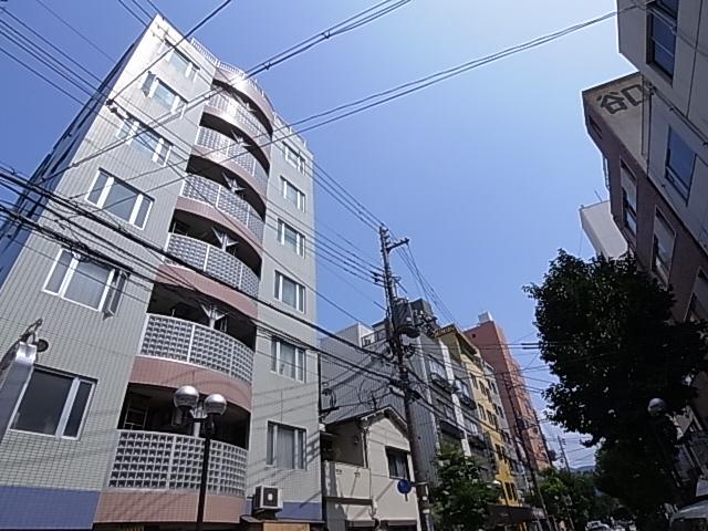 神戸駅1分の人気物件^^ IHキッチン・オートロック・EV・大型収納^^ 604の外観