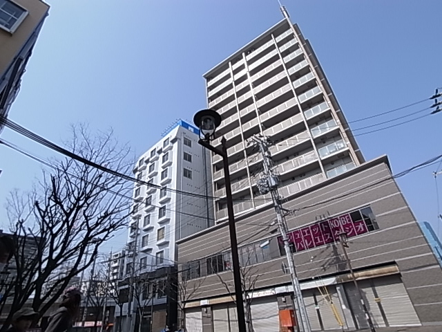 フレール神戸相生町 707の外観