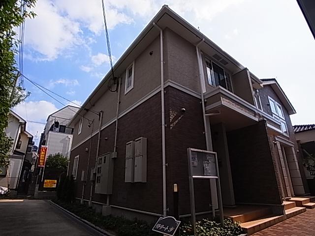 物件番号: 1111283356 リトリートY  神戸市長田区長田町7丁目 1K ハイツ 外観画像