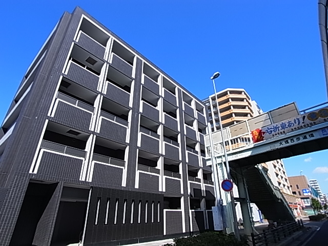 物件番号: 1111287064 ブライクT27  神戸市長田区大橋町8丁目 1K マンション 外観画像