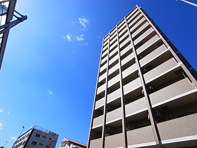 オートロック・システムキッチン付築浅駅近マンション^^ 602の外観