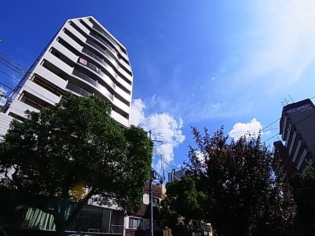 三点セパレート オートロック エレベーター付 広々バルコニー 506の外観